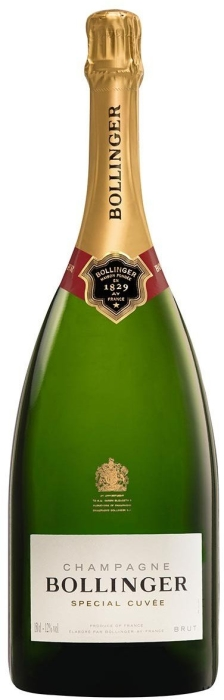 Bollinger Special Cuvee Champagne AOC Brut White 1.5L