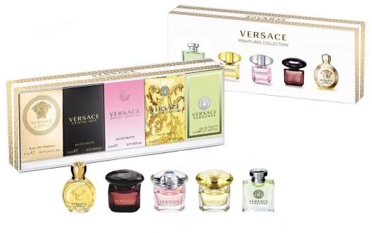 Versace Coffret 5x5ml