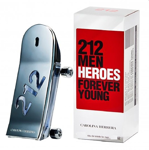 Carolina Herrera 212 Men Heroes 65156400 EDTS 90ml