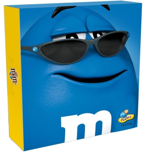 M&M's Funsized Box