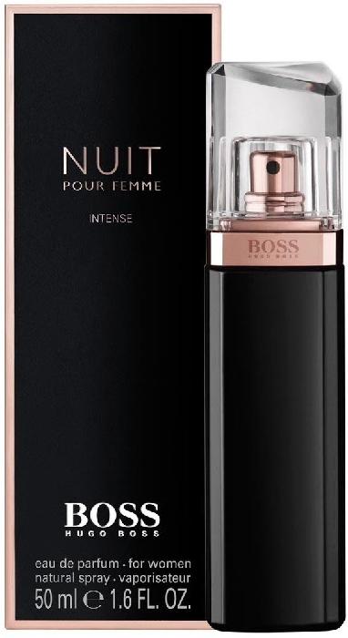 Boss Nuit Pour Femme Intense EdP 50ml
