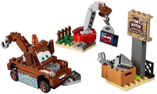 LEGO Juniors 10733 Junkyard