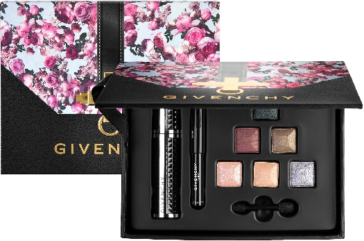 Givenchy Eye Wardrobe Clutch Set 4ml 285 mg 0.57gx6