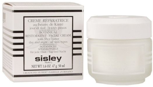 sisley creme reparatrice au shea butter facial cream 50ml in duty free at airport boryspil. Black Bedroom Furniture Sets. Home Design Ideas