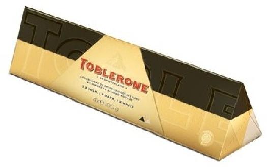 Toblerone Bundle Classic Collection 4260003 4x100g