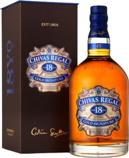 Chivas Regal 18 years old 40% 1L