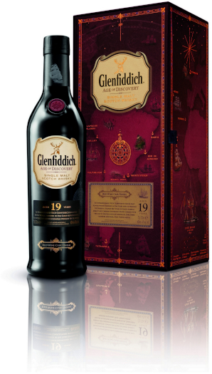 Glenfiddich 19 YO Red Wine Cask 0.7L