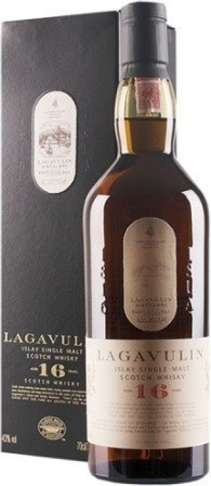 Lagavulin 16 Years old 43% Whisky 0.7L