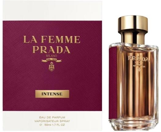 Prada La Femme Eau de Parfum Intense EdP 50ml