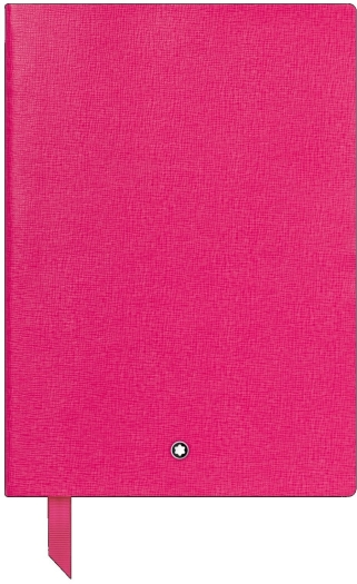 Montblanc Fine Stationery Notebook 146 Pink