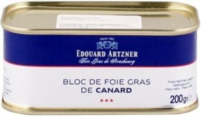 Edouard Artzner Goose liver 200g