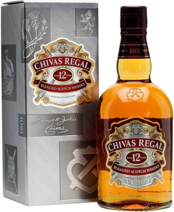 Chivas Regal 12 1L