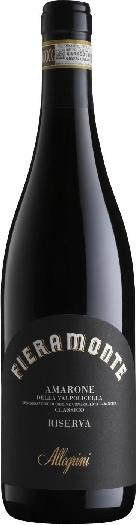 Allegrini Fieramonte Amarone della Valpolicella Classico, Red Dry Wine 0,75L