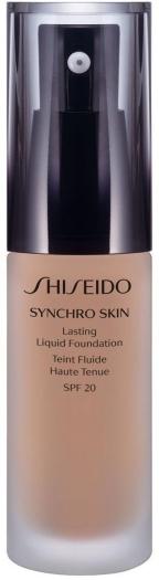 Shiseido Synchro Skin Lasting Liquid Foundation N3 Rose 30ml