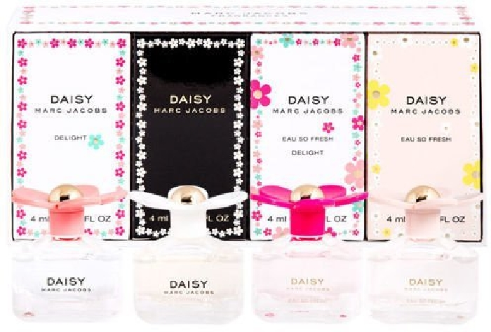 Marc Jacobs Daisy Miniature Collection EdT 4х4ml