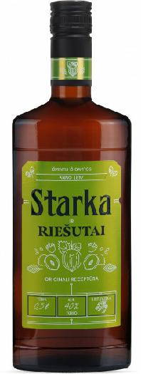 Vilniaus Starka&Nuts 40% 0,5L