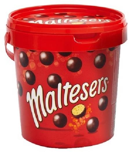 Maltesers Bucket milk chocolate 440g
