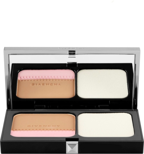 Givenchy Teint Couture Long-Wearing Compact Foundation No. 5 Elegant Honey Powder 10g