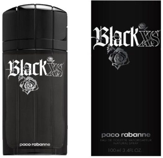 Paco Rabanne Black XS EdT 100ml