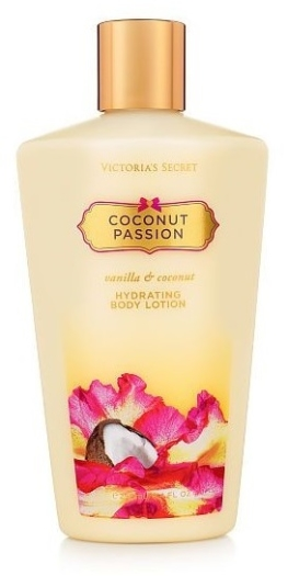 Victoria's Secret Fantasies Coconut Passion Body Lotion 250ml