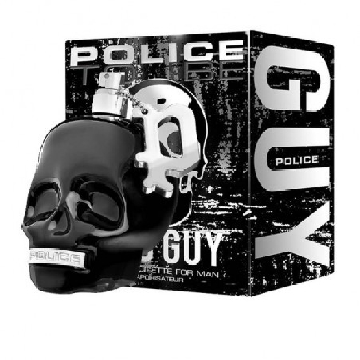 Police To Be Bad Guy Man EDT 75ml