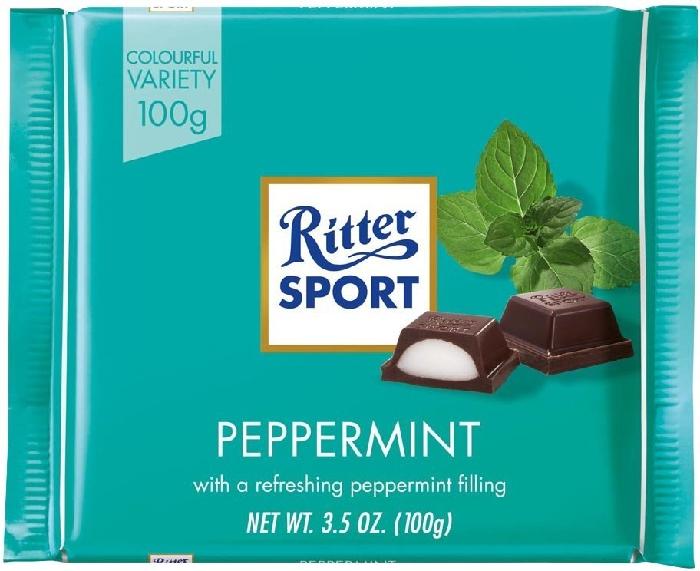 Rittersport Peppermint 100g