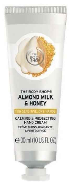 The Body Shop Almond Milk&Honey Hand Cream