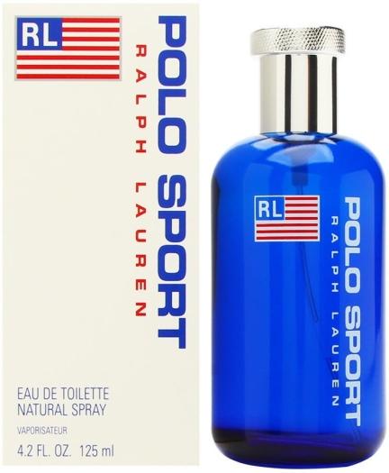 Ralph Lauren Polo Sport EdT 125ml