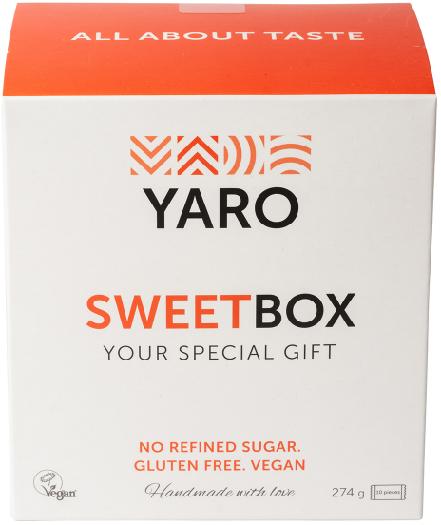 Yaro Gift box 10 pcs 284g