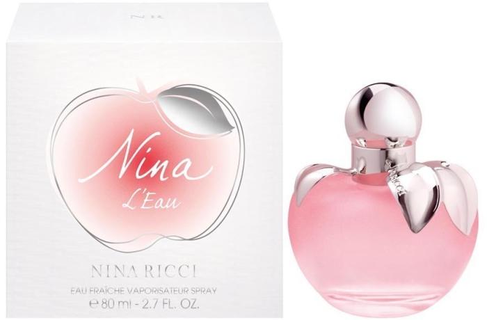 Nina Ricci Nina L'Eau 80ml