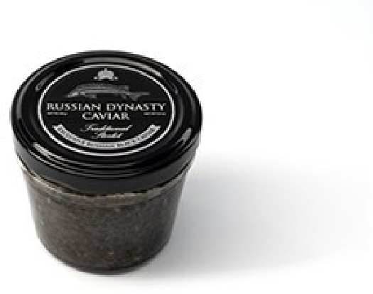 Russian Dynasty Caviar Traditional Sterlet 100g