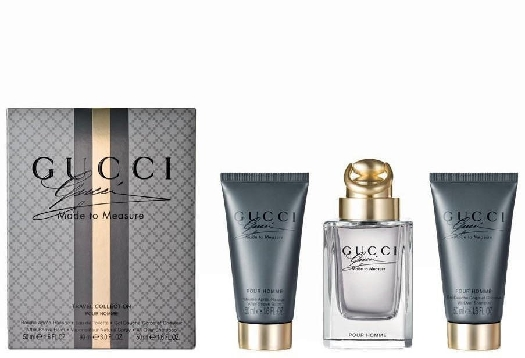 Gucci Made to Measure Set 2x50ml + 90ml