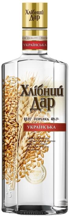 Hlibny Dar Ukrainian 0.5L