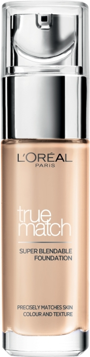 L'Oreal Paris True Match Foundation N° 3R3C Beige Rose 30ml