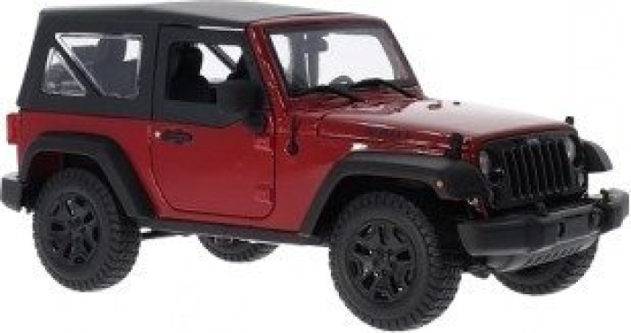 Maisto Jeep Wrangler