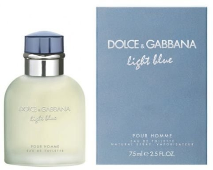 Dolce&Gabbana Light Blue Pour Homme 75ml