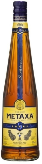 Metaxa 5 Star 38% 1L