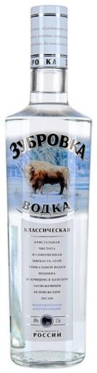 Zubrovka Wodka 1L