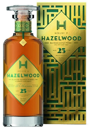 House of Hazelwood 25 Years Old 40%