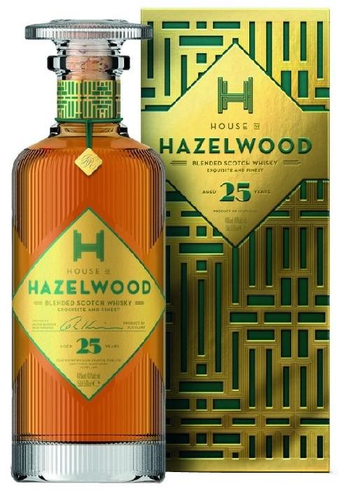 House of Hazelwood 25 Years Old 40%