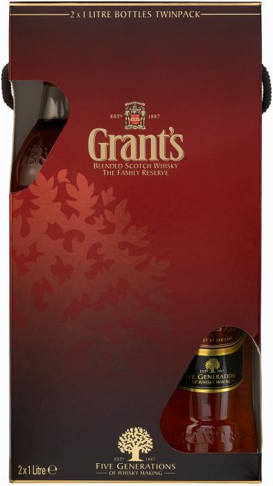 Grant's Family Reserve 2х1L