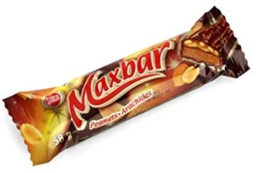 Solen Maxbar Peanut 475g