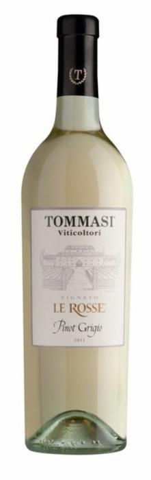 Tommasi Pinot Grigio Le Rosse 0.75L