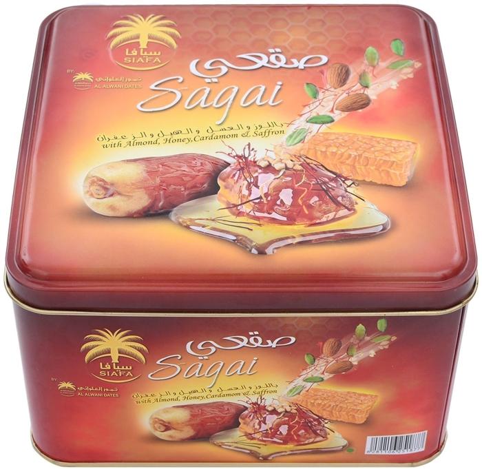 Siafa Sagai Madina with Almond, Saffron and Cardamom 1kg
