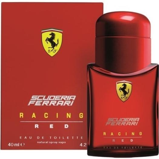 Ferrari Scuderia Racing Red EdT