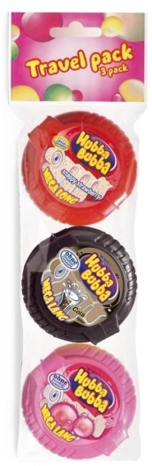 Wrigley's Hubba Bubba Tape Multipack 3x56g