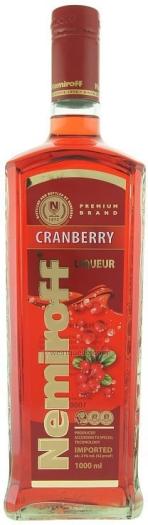 Nemiroff Cranberry 21% 1L