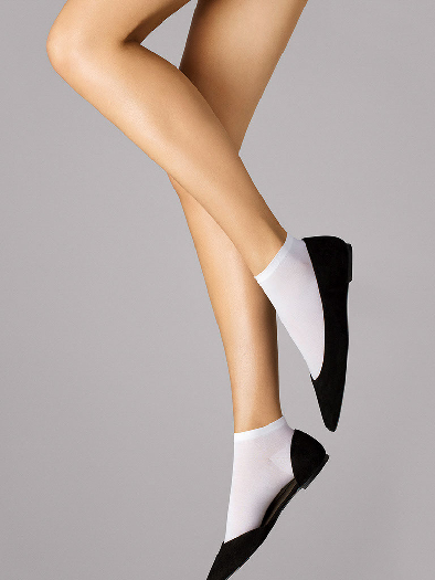 Wolford Sneaker Cotton Socks 7005 S