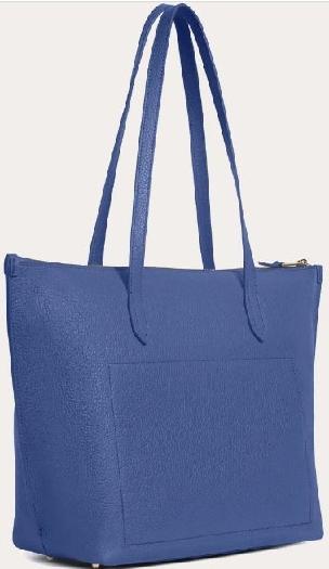 Furla Luce M Tote, Blue 1049145