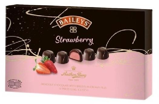 Anthon Berg Baileys Strawberry 980600 115g